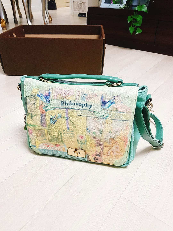 에메랄드빛 예쁜 가방 드려요!!