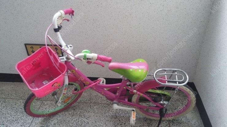 유아 자전거 판매합니다