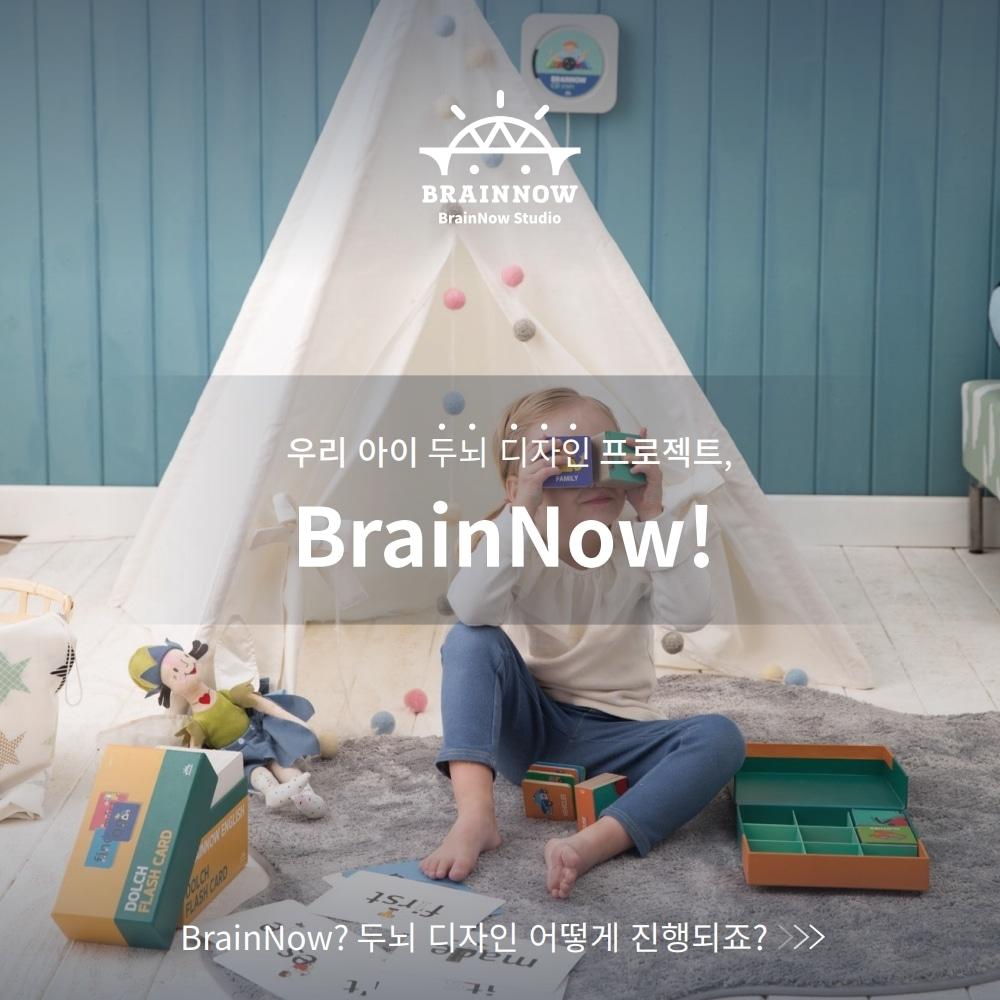 -영유아 두뇌발달- 브레인나우 스튜디오
