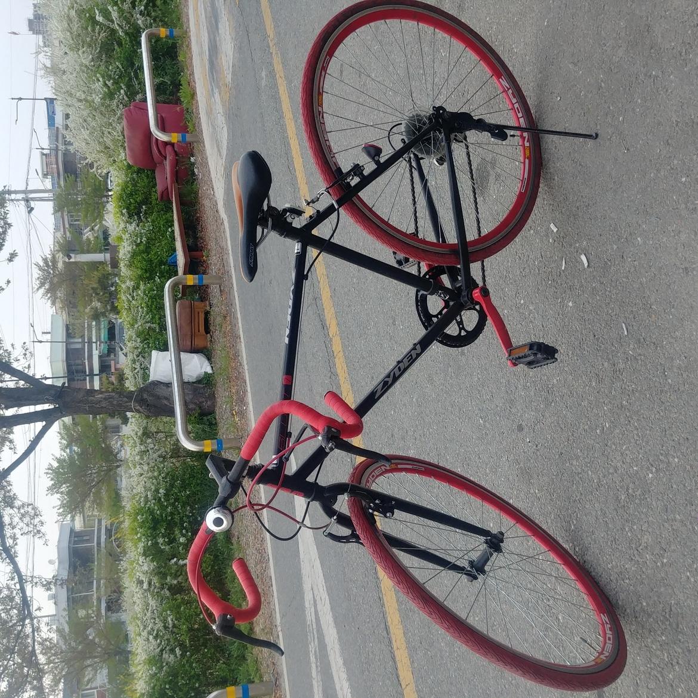 자이덴 블런트 7  하이브리드 자전거 팝니다
