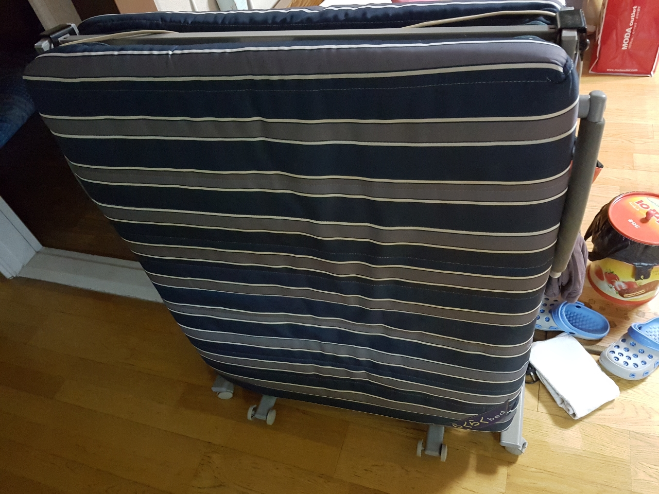 1인용 온열 라꾸라꾸 침대