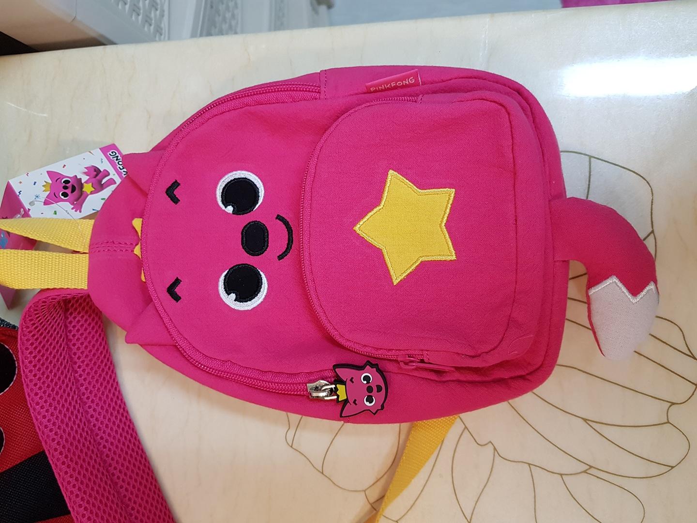 핑크퐁가방(새상품)가격내림
