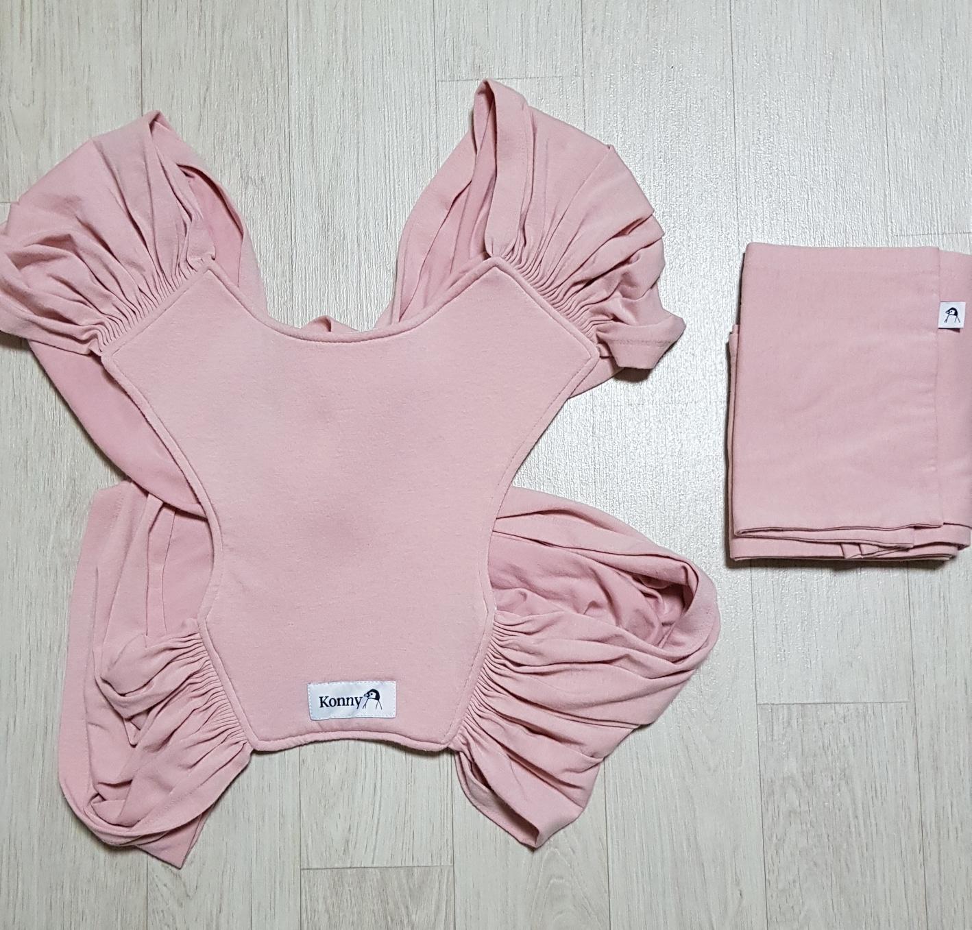 코니아기띠 L 핑크