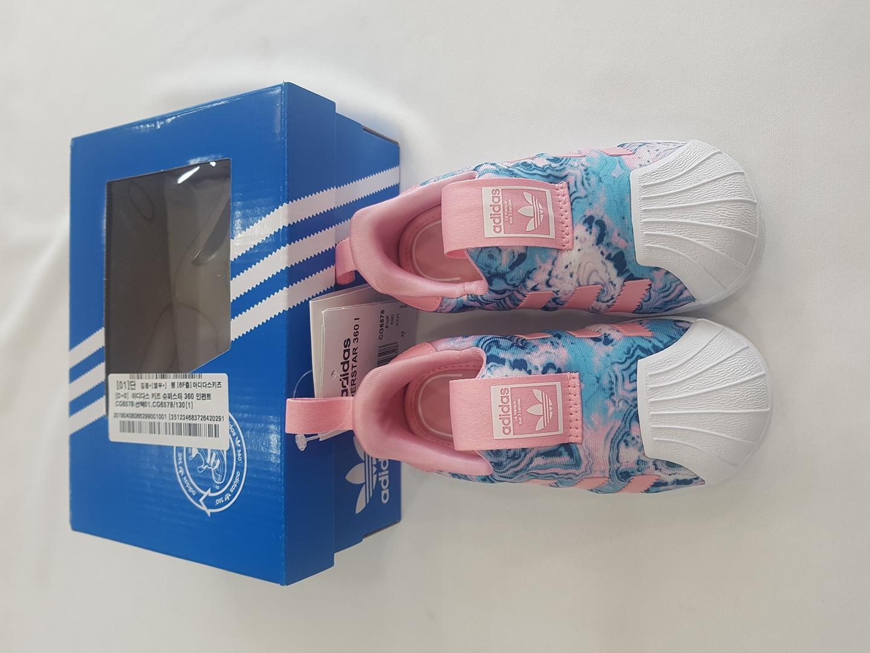 아디다스  키즈 신발