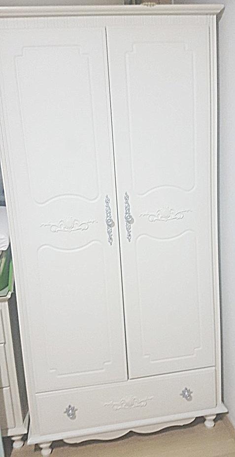 화이트 장롱 1만원