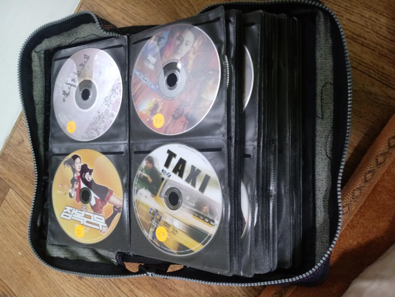 DVD 80장