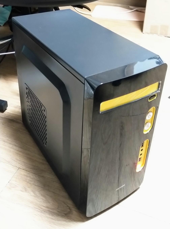 (새것)게이밍 미니 pc 컴퓨터 데스크탑 본체