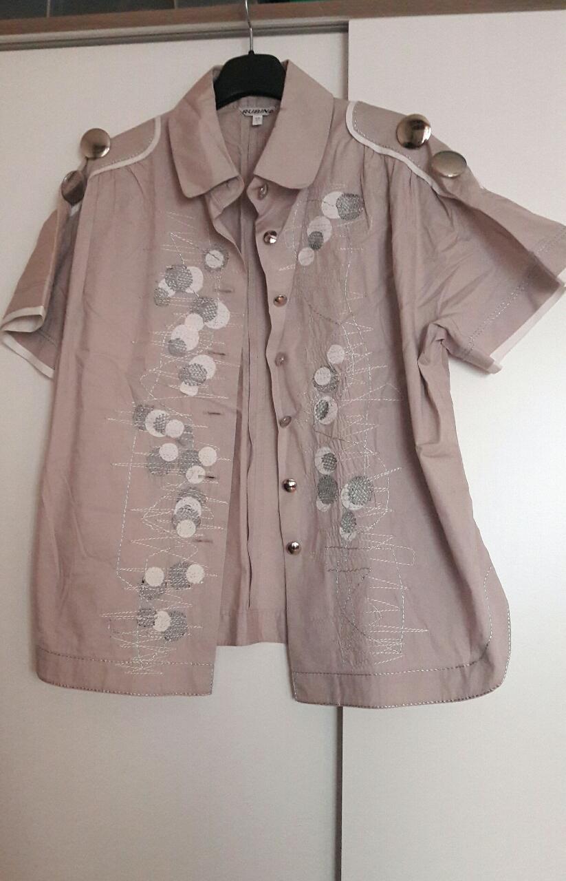 여름  자켓 (루비나제품 )