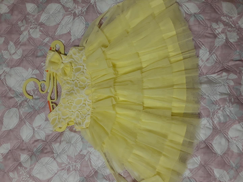 돌 드레스