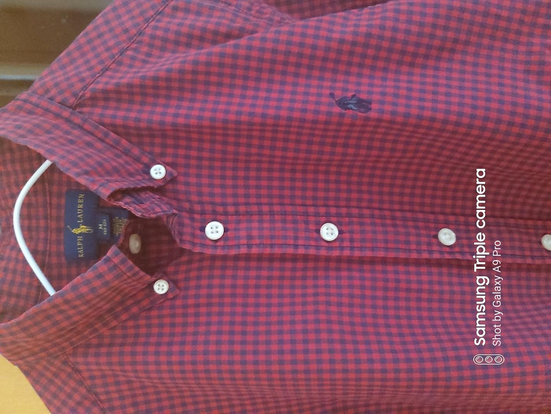 랄프로렌 셔츠 (M10~12)