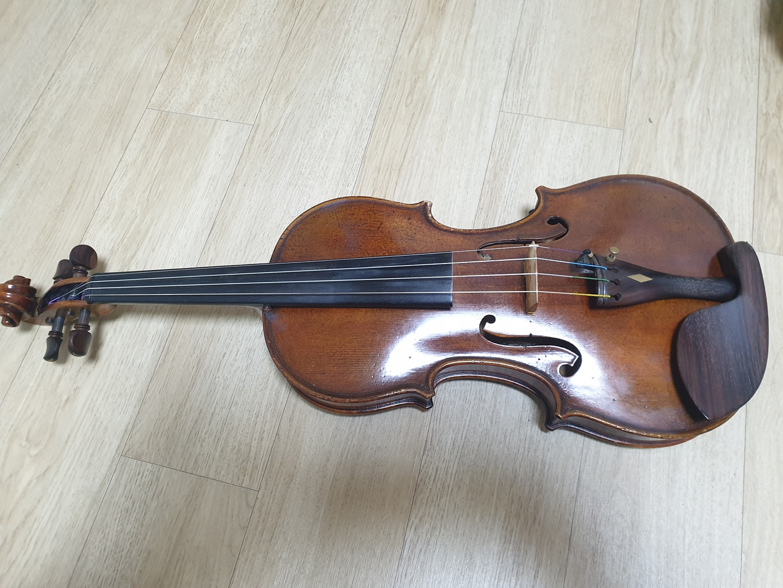 홍성우 수제 바이올린 ( 4/4 ) + 갤럭시 하드케이스
