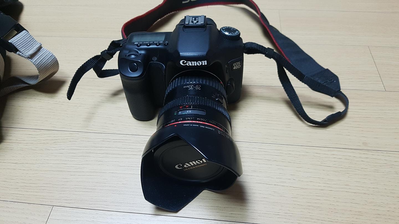 캐논 40D정품