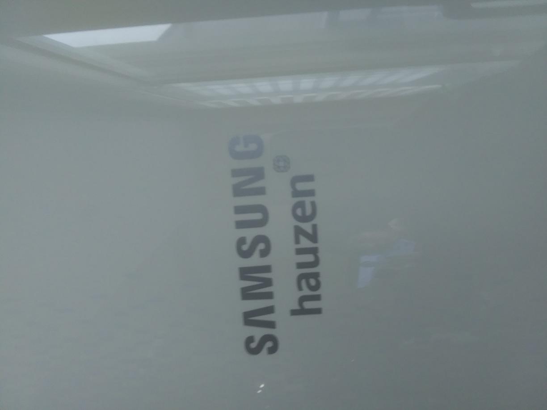 삼성 하이젠 에어컨  거실용 벽걸이 겸용이며 2011년구매 AF HD 182