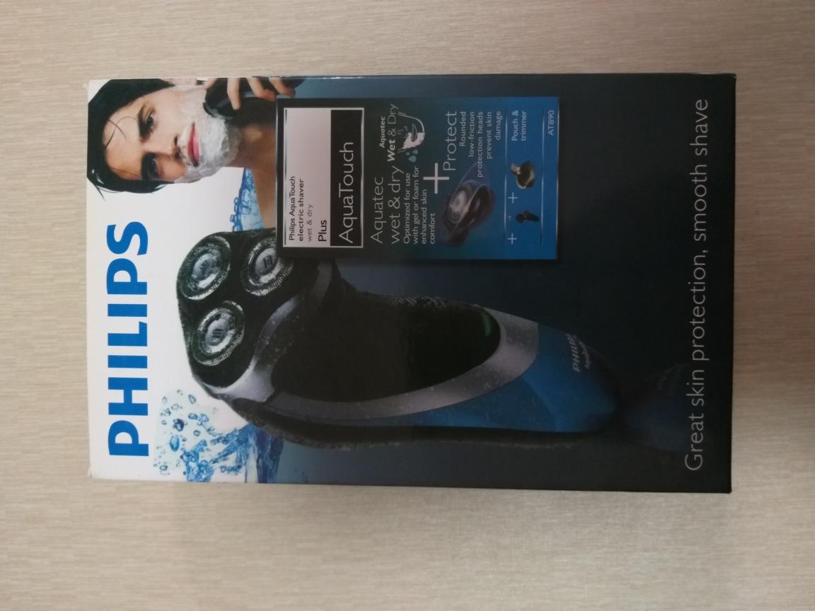 필립스   전기 면도기