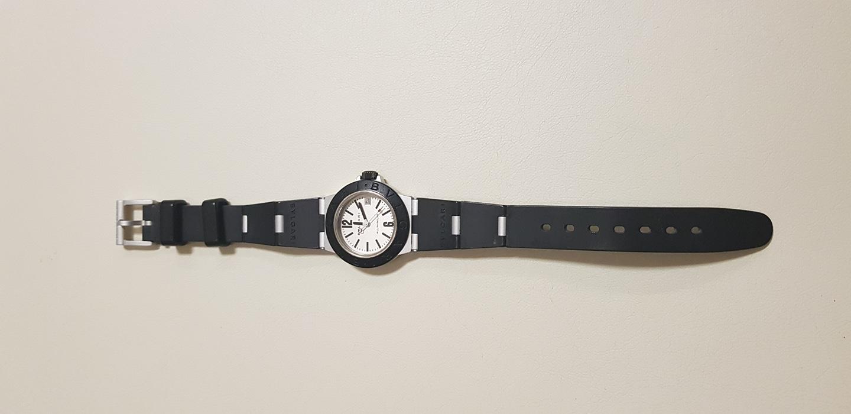 불가리 시계