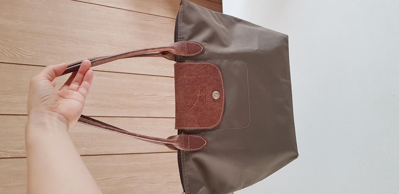 롱샴 가방 정품