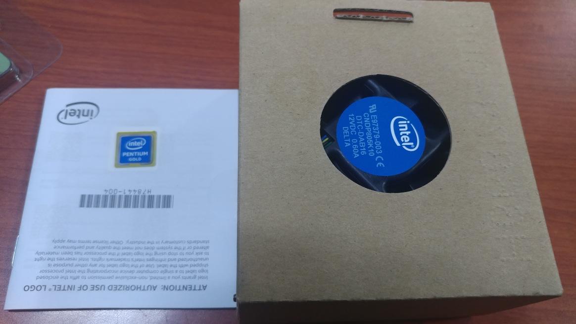 (새제품)인텔 8세대 G5400커피레이크 정품쿨포함