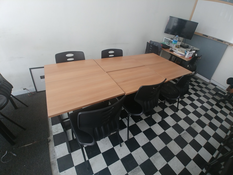 1인용 책상 / 공부책상 / 교습소 책상
