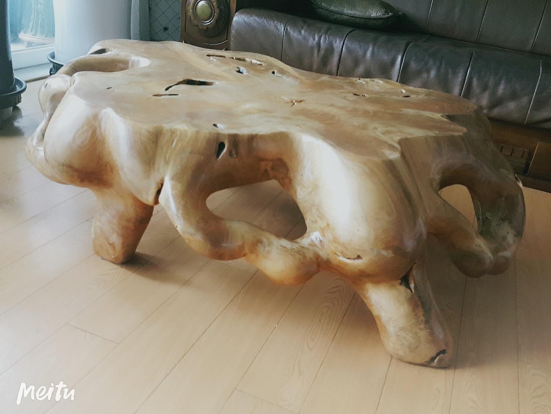 고목테이블