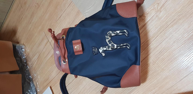 헤지스 가방 두세트(백팩,크로스)