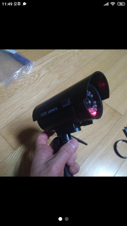 모형CCTV카메라 모형카메라 모형감시카메라