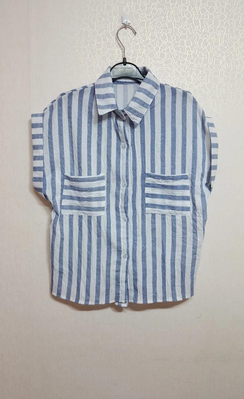[프리/~통통66] 거즈여름셔츠