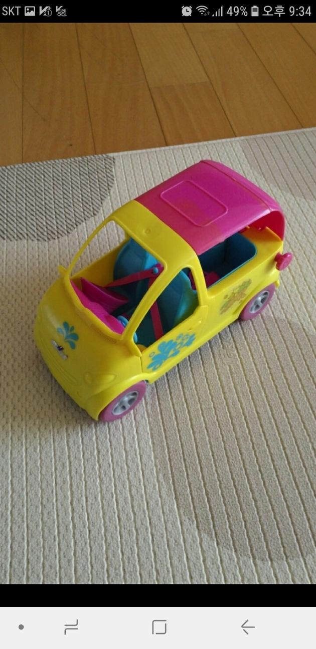 폴리포켓 자동차