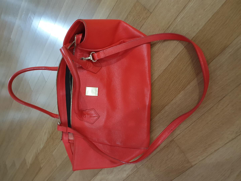 쿠론 주황색 이쁜 가방입니다!