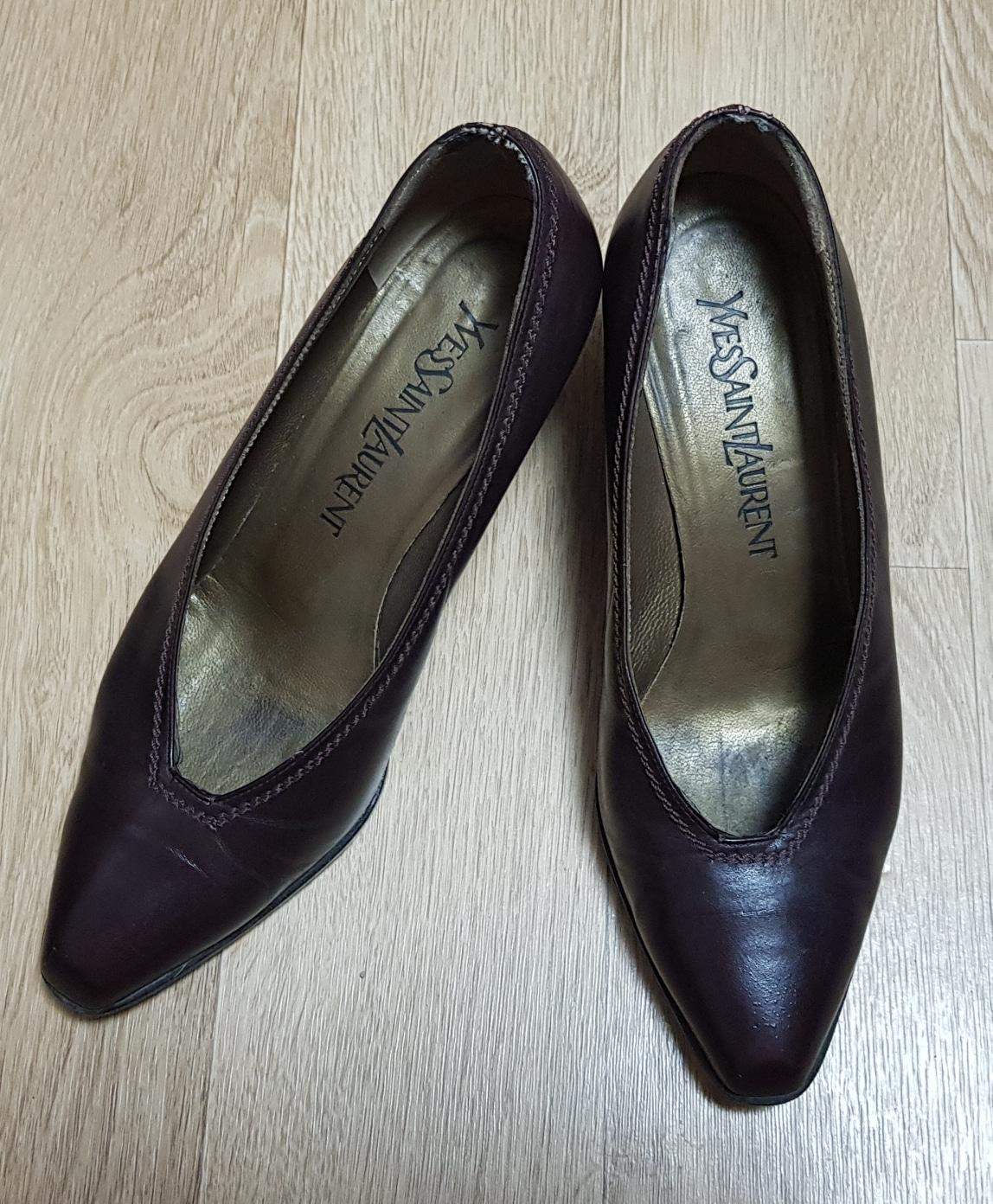 명품 입생로랑 신발