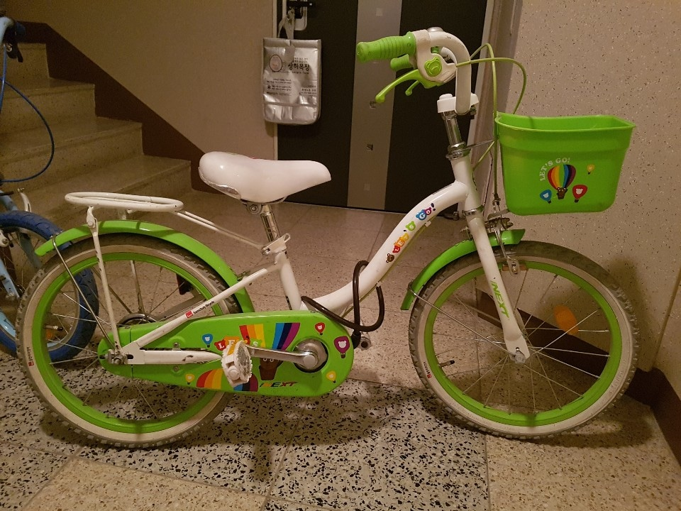 삼천리 레츠고 아동용 자전거 18인치