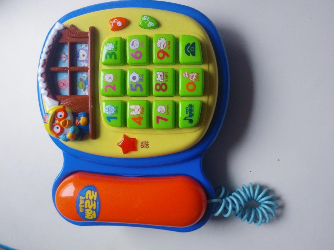 뽀로로 전화기