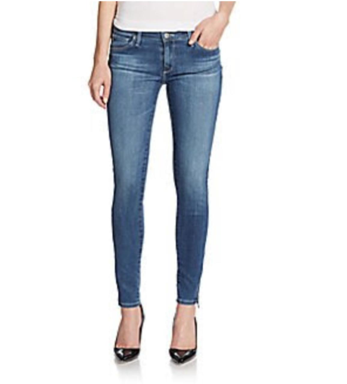 오프라 윈프리 프리미엄데님 Ag jeans 25사이즈