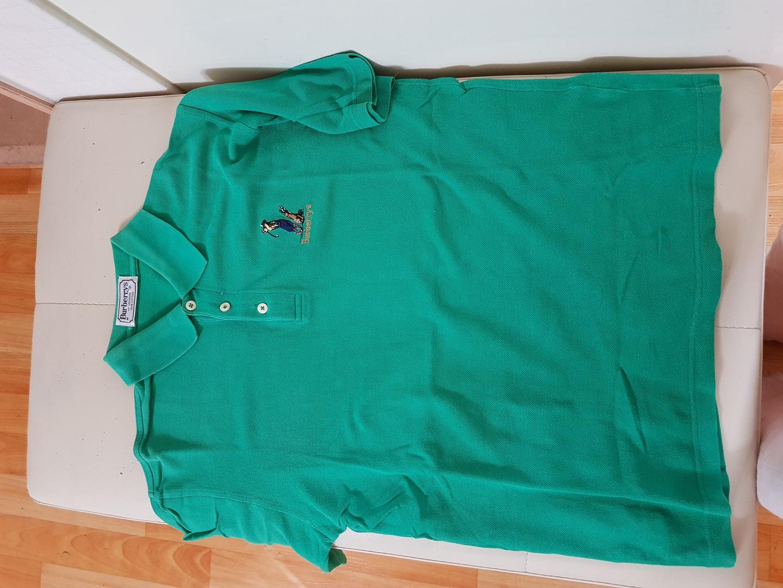버버리 pk셔츠 미디움사이즈(95)