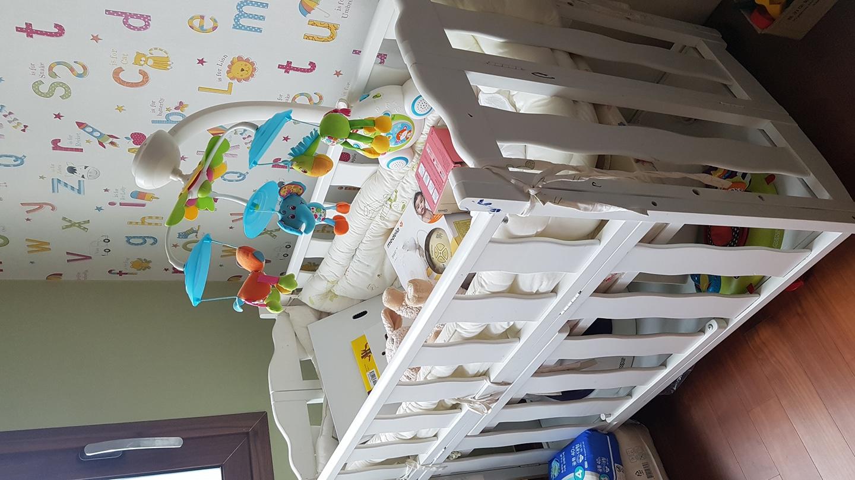 아기침대, 타이니모빌 포함 10만원(아기체육관 러닝홈 등은 공짜)
