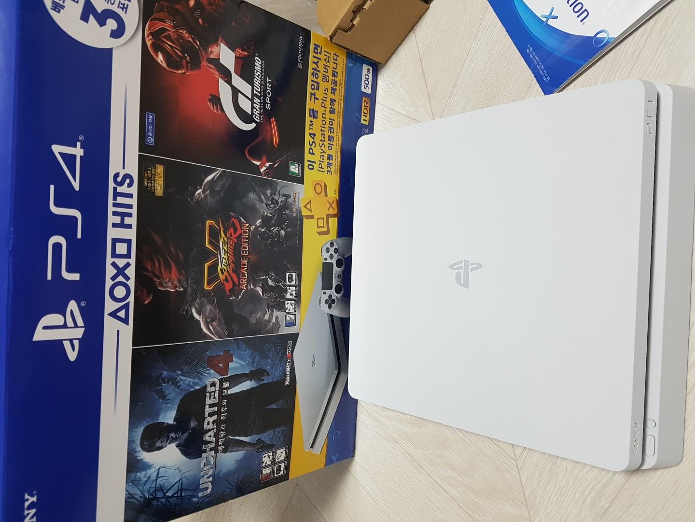 플레이스테이션4 플스4 ps4 슬림 판매