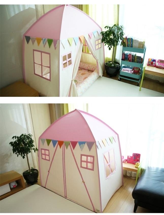 골든베이비 유아 실내 텐트