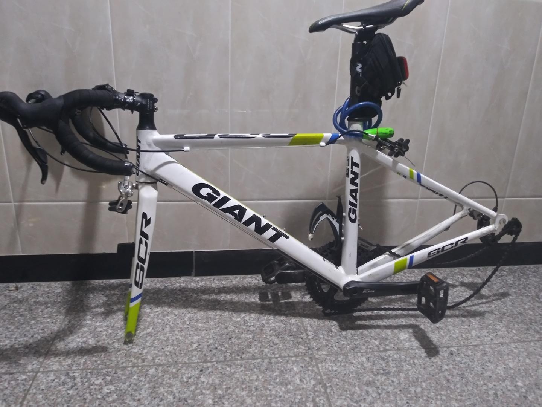 자이언트 SCR1 로드자전거 프레임