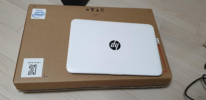 HP stream 11-y026tu 노트북 저렴하게 팝니다!