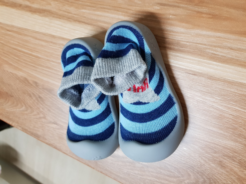 유아 보행기 걸음마 신발 (새상품)