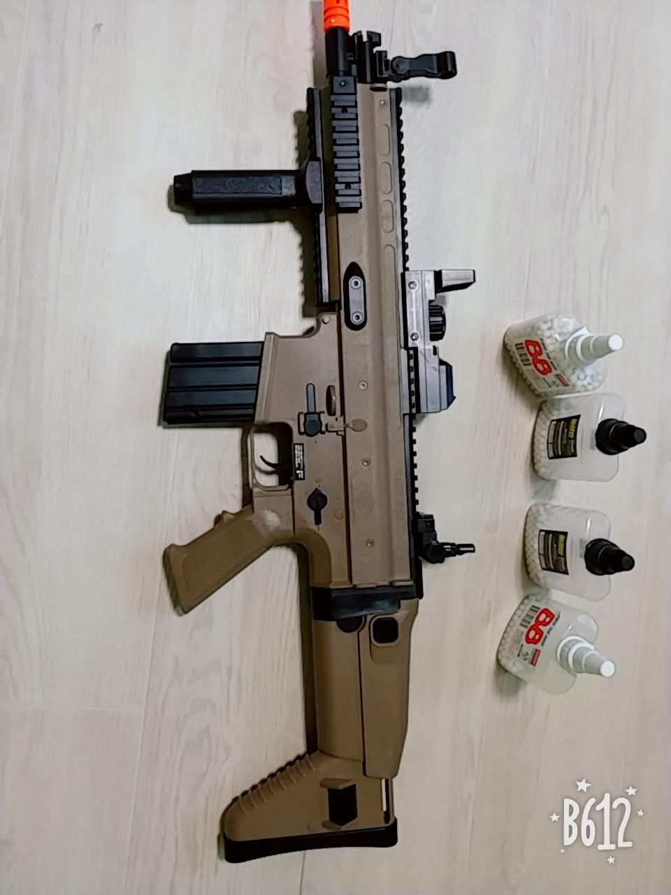 비비탄총 스카(SCAR-L)전동건