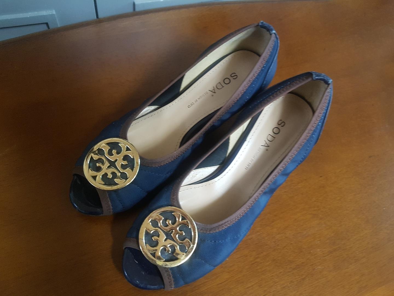 소다여름신발