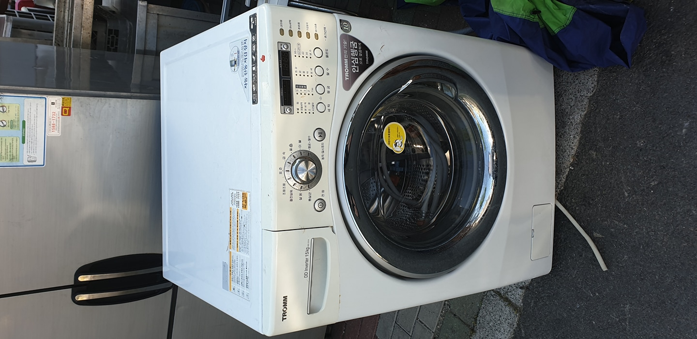 트롬세탁기  딱 9만원  사진 참조하세요