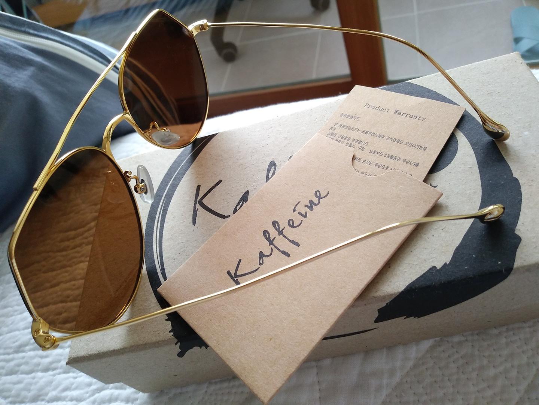♥ kaffeien 정품 선글라스 새상품 가격제시해주세요