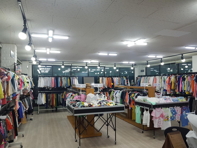 계양구 최대 브랜드 아동복 여름옷장 대개봉! 90%~60% 항시할인!