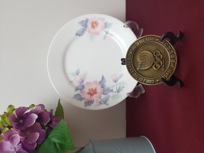 88' 올림픽 기념 메달 / 한국 관광공사에서 제작
