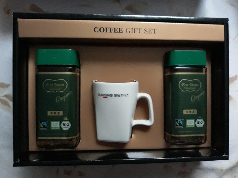 유기농 커피 에코몽선물셋트