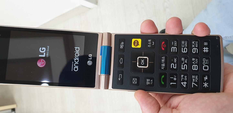 LG 와인스마트 3G 휴대폰 핸드폰 폴더폰 효도폰 학생폰