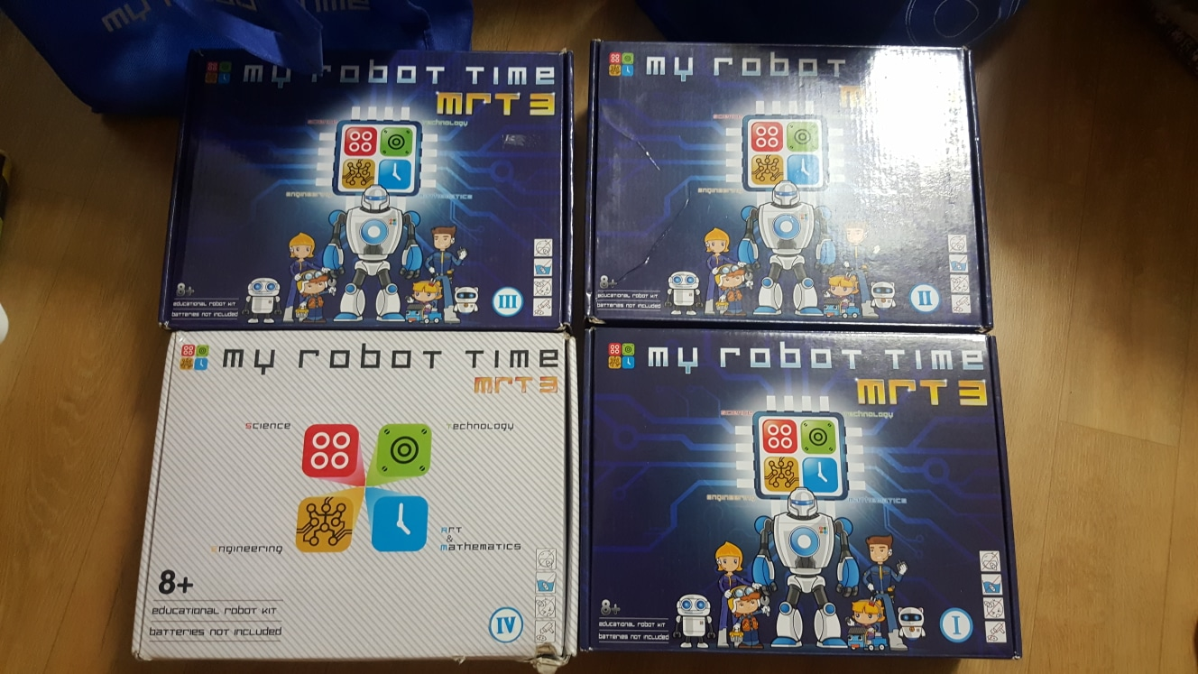 mrt3 (my robot time) 1,2,3,4