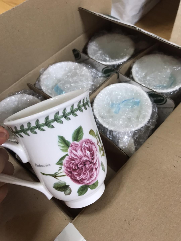 포트메리온 컵6개세트