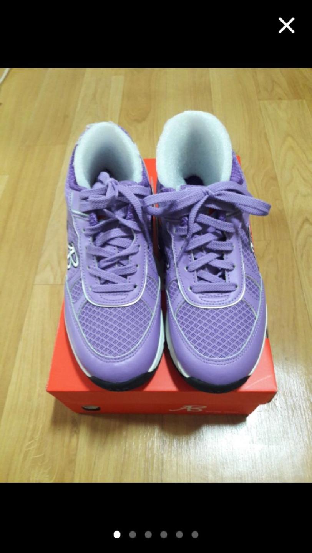 [235]무릎 발 허리보호 기능화 스프링운동화 효도화 에이엔비 운동화 신발 여자신발 여성신발